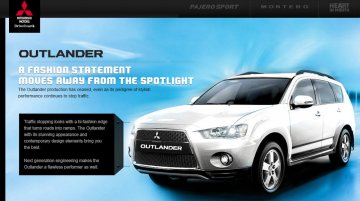 Mitsubishi Outlander joins Cedia and Evo X in being discontinued