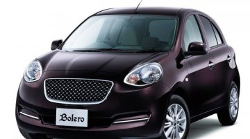 New Nissan Micra Bolero Edition launched in Japan