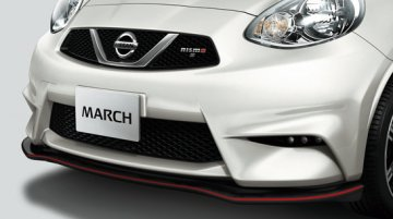 Video walkaround of the Nissan March (Micra) Nismo S