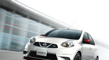 Nissan targets 2500 Micras per month; NISMO Performance Edition not ruled out