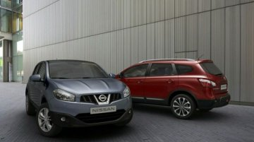 Nissan sells 150k copies of Qashqai in France, 1.3 million throughout Europe