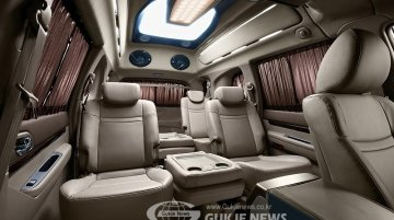 The Ssangyong Korando Turismo (Rodius) Chateau is the uber cool, luxury, SUV limo you want