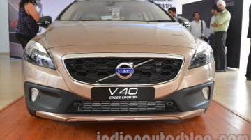 Volvo V40 Cross Country petrol to launch tomorrow in India - IAB Report
