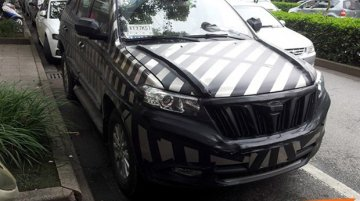 Spied - Guangdong Foday Explorer 7 would be a good successor to the Force One