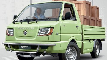 Scoop! - Ashok Leyland Dost to be exported to Indonesia and South Africa as a Nissan