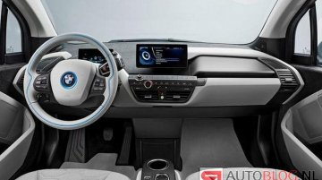 BMW i3 gets fully revealed days ahead of world debut