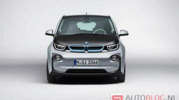 Video - Catch the BMW i3 in motion
