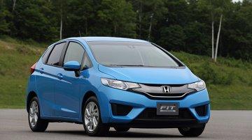 Official: 2014 Honda Jazz (Fit) Hybrid gets 36.4km/l
