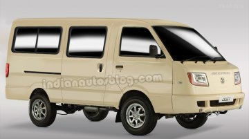 Passenger version of the Ashok Leyland Dost to be called Dost Express?