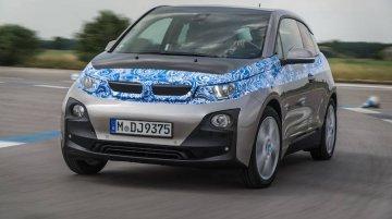 BMW i3 gets a shocker price tag of EUR 34,950