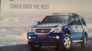Force One SUV now starts at Rs. 8.99 lakhs; brochure scans inside