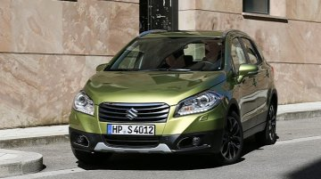 Report - Maruti to import 1.6L Fiat MultiJet engine for SX4 S-Cross in 2015