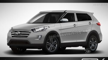 IAB Report - Hyundai mini SUV is not influenced by the Santa Fe, will sport Fludic Sculpture v2.0 design
