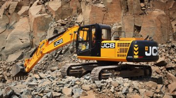 JCB introduces JS205LC Tracked Excavator in India
