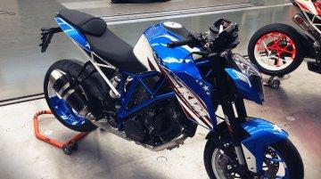 KTM Super Duke 1290 revealed in a dealer preview