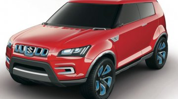 Report - Maruti XA-Alpha mini SUV to launch in the first quarter of 2016