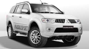 Mitsubishi Pajero Sport Anniversary Edition released [Image Update]