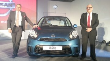 Nissan Micra 'Active' variant family launched from 3.5 lakhs [Image update]