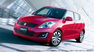 "Suzuki Swift facelift launched in Japan with ""DJE"" technology and many new changes"
