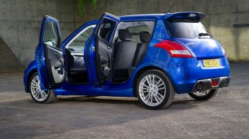 Attention Maruti Suzuki! Swift Sport now available with 5-doors abroad