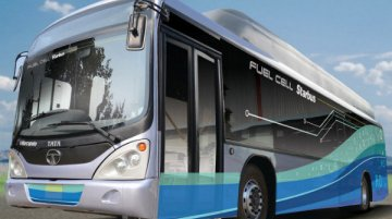 Tata Motors and ISRO develop India's first Hydrogen Fuel Cell Bus
