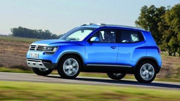Report - VW Taigun mini SUV coming to Auto Expo next month