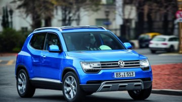 Volkswagen issues new video footage and photos of the VW Taigun Concept