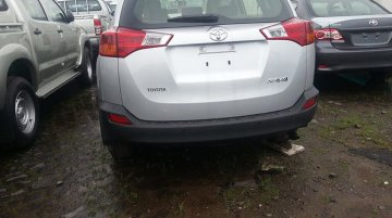 Spied in India - This 2013 Toyota RAV4 is not what you think it is