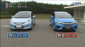 Video - 2014 Honda Jazz (Fit) documentary released by the Japanese media