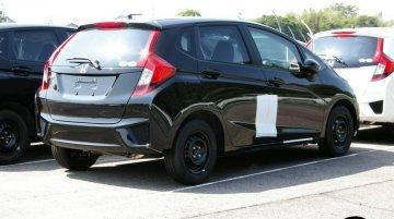 Japan - A thousand units of the 2014 Honda Jazz (Fit) await dealer deliveries