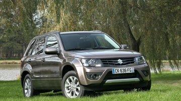 Report - Next generation (Maruti) Suzuki Grand Vitara is still several years away