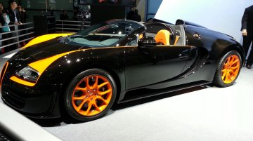 Report - Bugatti CEO dismisses Super Veyron, hints at 'replacement' in 2015
