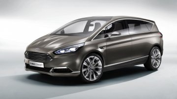 Europe - Ford S-Max Concept revealed
