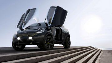Kia reveals the Frankfurt bound Niro Concept