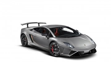 Lamborghini Gallardo LP 570-4 Squadra Corse to be unveiled at Frankfurt
