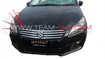 Spied - Maruti YL1 Sedan (SX4 replacement) caught with no camouflage