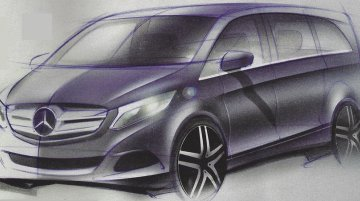 Report - Next-gen Mercedes Viano to be called 'V-Class', debuts in July 2014