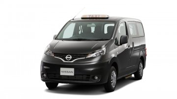 Japan - Nissan Evalia LPG taxi to be launched on August 30