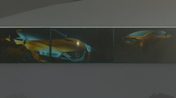 USA - Nissan teases mystery concept at the Nissan 360 media event