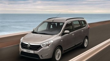 Report - Renault Lodgy MPV and A-Entry hatchback to be launched in 2015