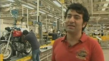Royal Enfield starts series production of the Continental GT