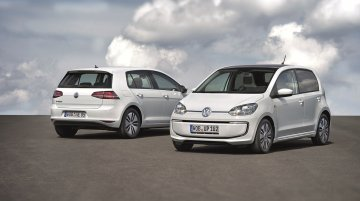 Videos - Check out the Frankfurt-bound VW e-Up!