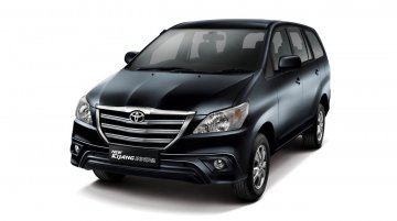 Toyota Innova Facelift - Image Gallery (Unrelated)
