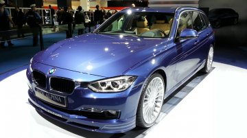 Frankfurt Live - 2014 Alpina D3 is a delusively tame diesel monster