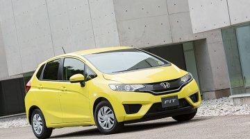 Japan - 2014 Honda Jazz (Fit) in images
