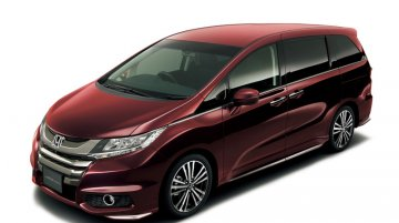 Japan - Honda provides a first look at the next gen Odyssey
