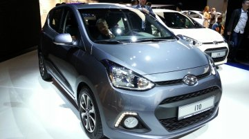Frankfurt Live - 2014 Hyundai i10 is a perfect 10