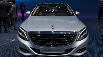 2014 Mercedes S Class launching in India on Jan 8