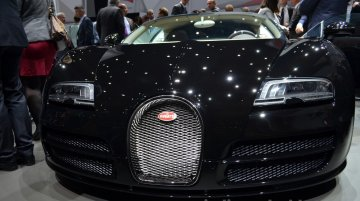 """Report - Bugatti Veyron successor """"will be more than a replacement"""""""
