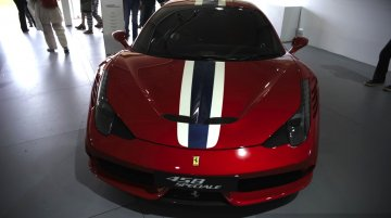 Ferrari 458 Speciale (Coupe) at the 2014 Goodwood Festival of Speed